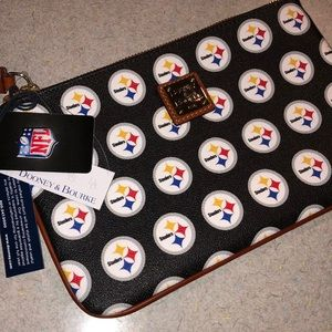 Dooney & Bourke Steelers bag NWT
